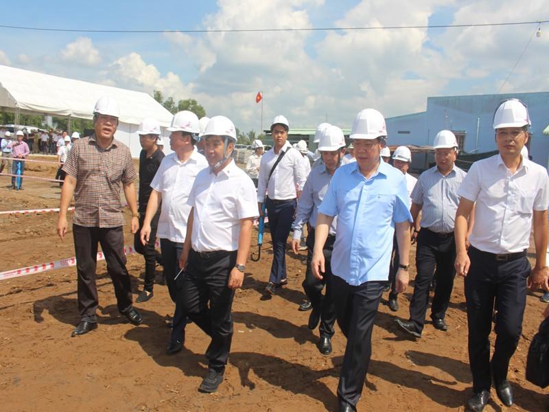 4 ngân hàng cấp 6.686 tỉ cho cao tốc Trung Lương-Mỹ Thuận - ảnh 2