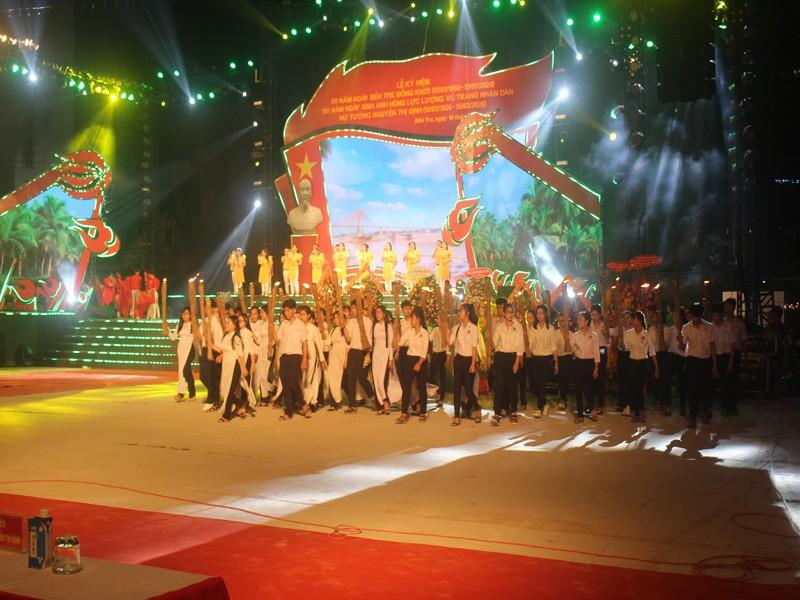 Chủ tịch Quốc hội dự Lễ kỷ niệm 60 năm Bến Tre Đồng Khởi   - ảnh 2