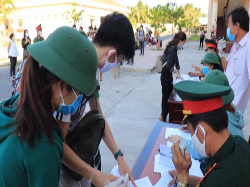 205 người hoàn thành cách ly tập trung tại Bến Tre - ảnh 1