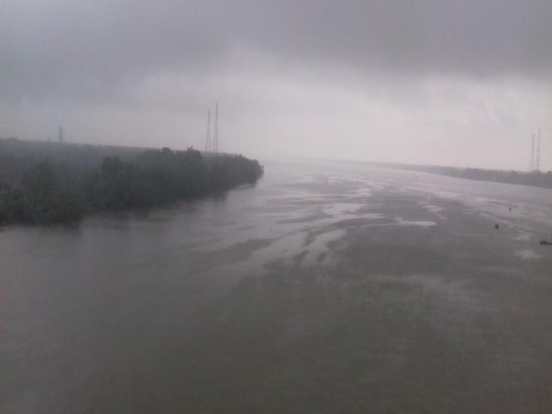 Nhiều nơi ở miền Tây đón cơn mưa giải hạn - ảnh 5