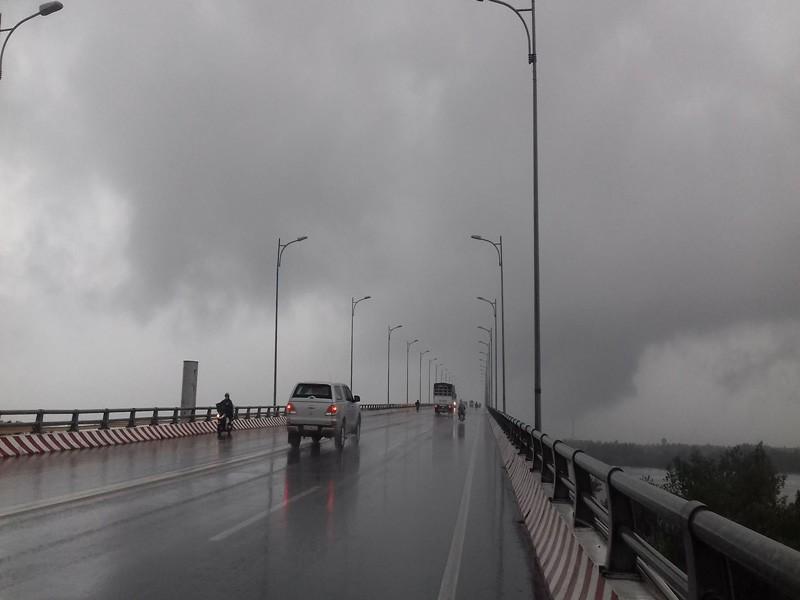 Nhiều nơi ở miền Tây đón cơn mưa giải hạn - ảnh 3
