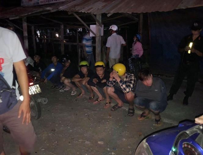 Công an Tiền Giang bắt 3 vụ đua xe trong 2 ngày nghỉ lễ - ảnh 1