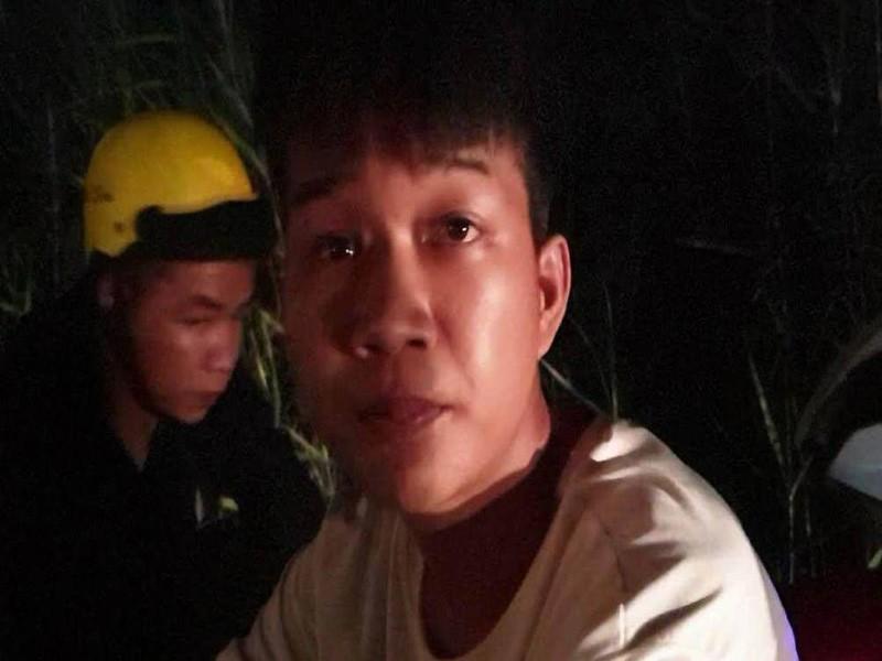 Xem xét khởi tố 'quái xế' tông CSGT ở Tiền Giang bị thương - ảnh 1
