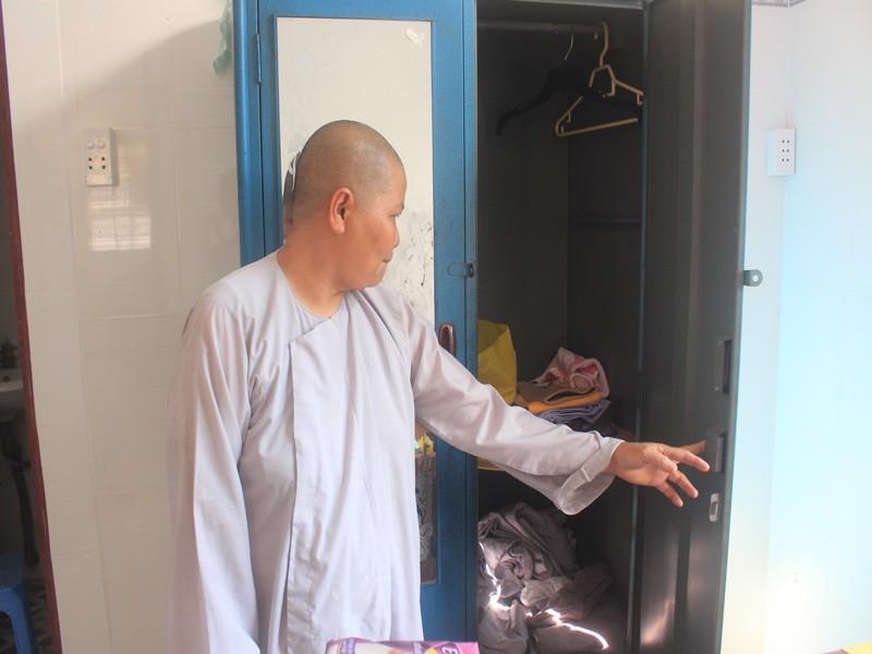 Bắt 2 người trộm gần 20 lượng vàng tại chùa Phước Nguyên - ảnh 2