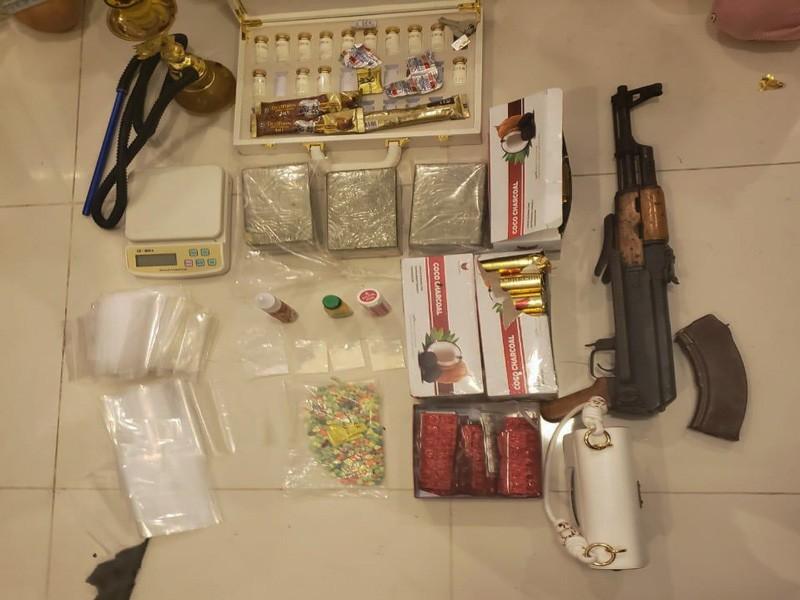 Bắt thêm 6 người trong vụ buôn 20 kg ma túy ở Long An - ảnh 2
