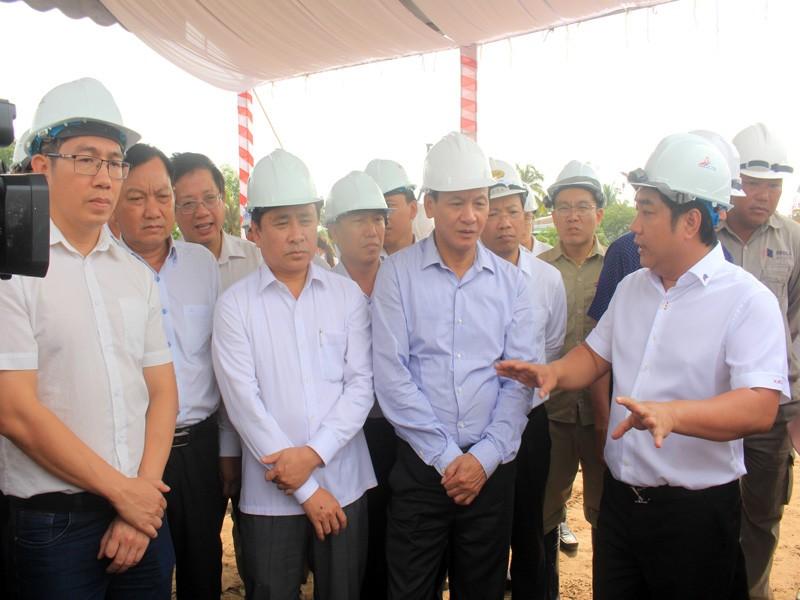 Cao tốc Trung Lương – Mỹ Thuận hoàn thành 50% khối lượng - ảnh 1