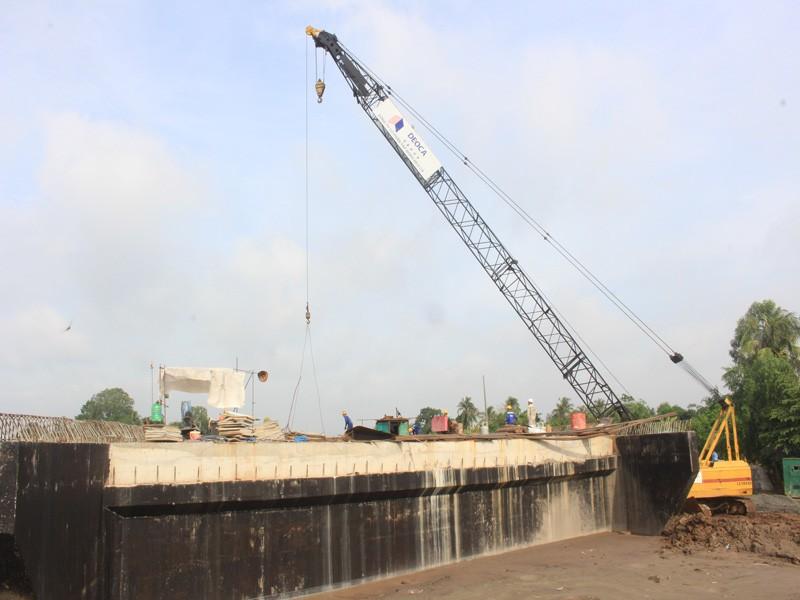 Cao tốc Trung Lương – Mỹ Thuận hoàn thành 50% khối lượng - ảnh 3