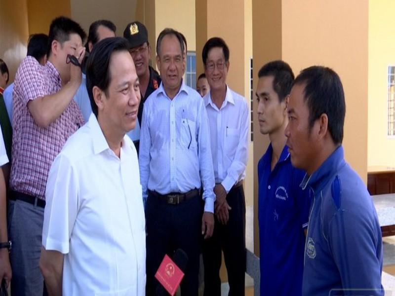 Bộ trưởng Bộ LĐTB-XH làm việc tại tỉnh Tiền Giang - ảnh 2