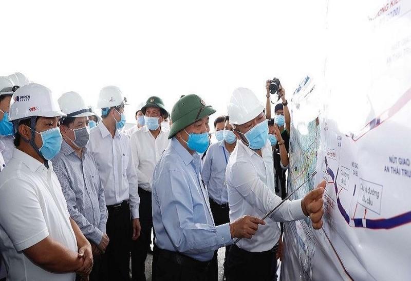 Thủ tướng: Cuối 2020 phải thông cao tốc Trung Lương - Mỹ Thuận - ảnh 1