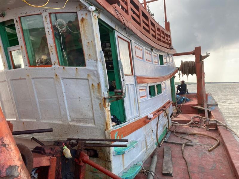 1 chủ tàu bị thuyền viên đánh tử vong ngoài biển - ảnh 1