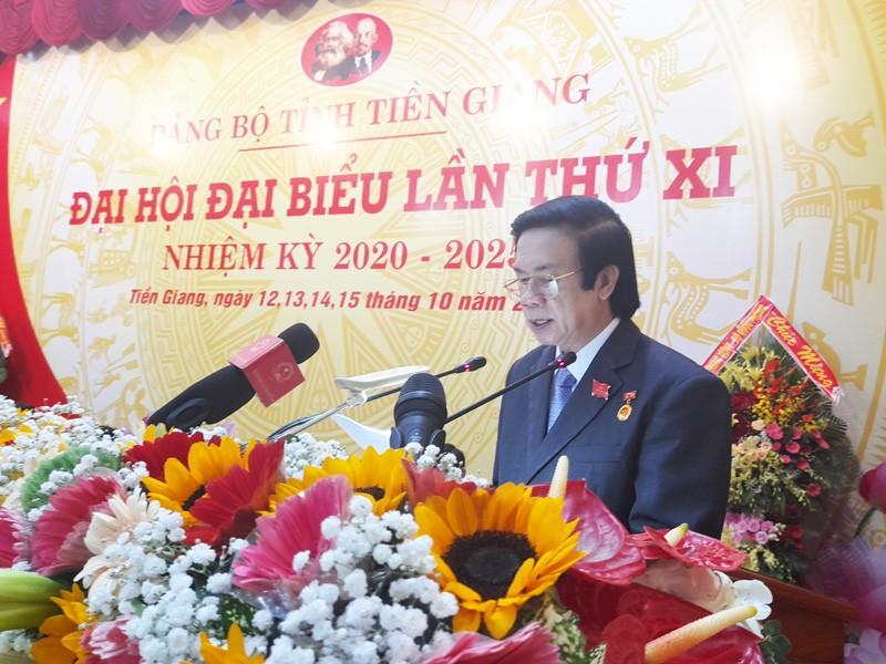 Đảng bộ Tiền Giang xác định đến năm 2025 tự cân đối ngân sách - ảnh 1