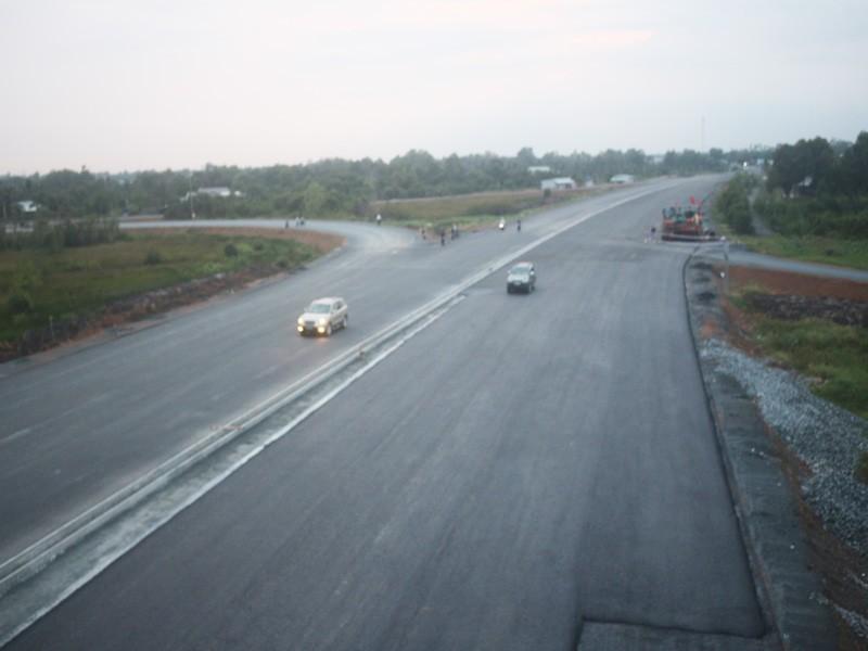 Tết, xe dưới 16 chỗ được đi trên cao tốc Trung Lương-Mỹ Thuận - ảnh 3