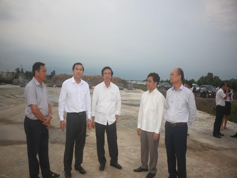 Tết, xe dưới 16 chỗ được đi trên cao tốc Trung Lương-Mỹ Thuận - ảnh 2