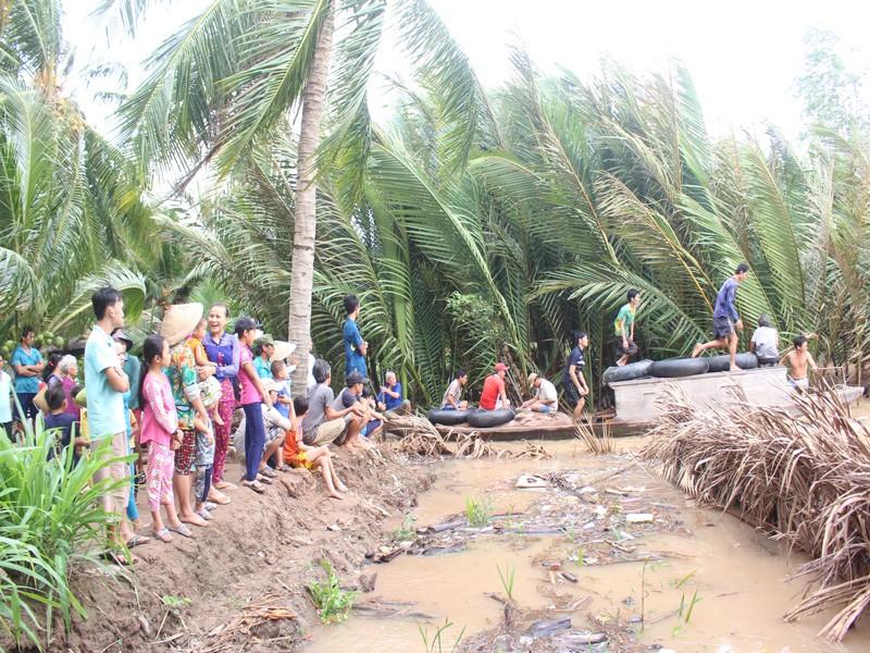 Thanh tra Chính phủ: Có tiêu cực trong khai thác cát ở Bến Tre - ảnh 2