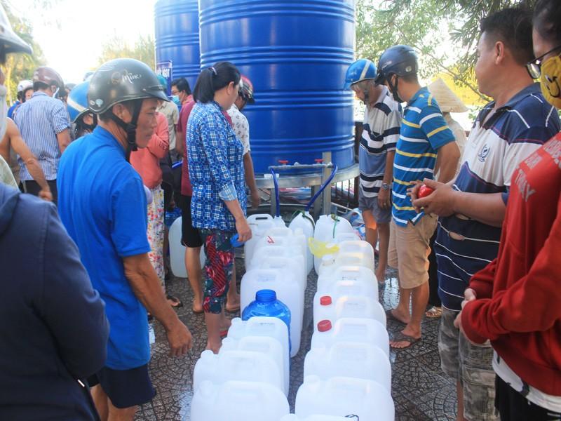 Bộ Tài chính 'thổi còi' việc tăng giá nước tại Bến Tre - ảnh 2