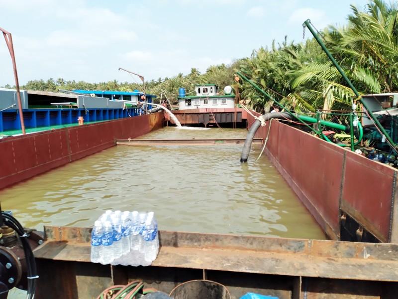 Bộ Tài chính 'thổi còi' việc tăng giá nước tại Bến Tre - ảnh 1