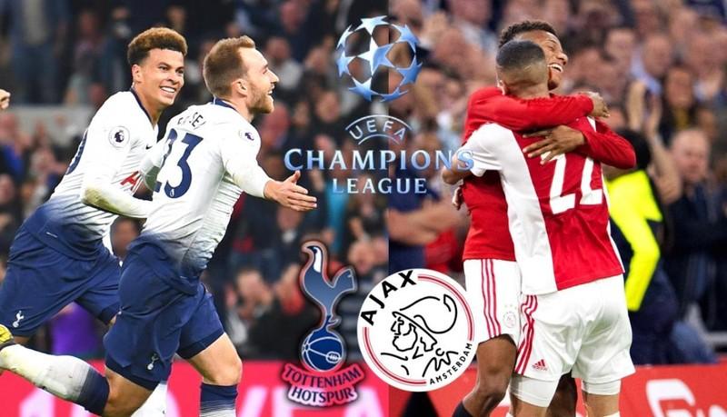 Ajax đưa Tottenham vào tầm ngắm - ảnh 1