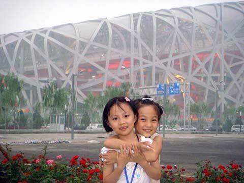 Hai mảnh đời thật, giả 11 năm sau khai mạc Olympic Bắc Kinh - ảnh 2