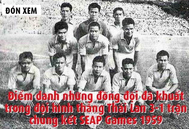 Nhọc nhằn chiếc HCV bóng đá SEAP Games 1959 - ảnh 2