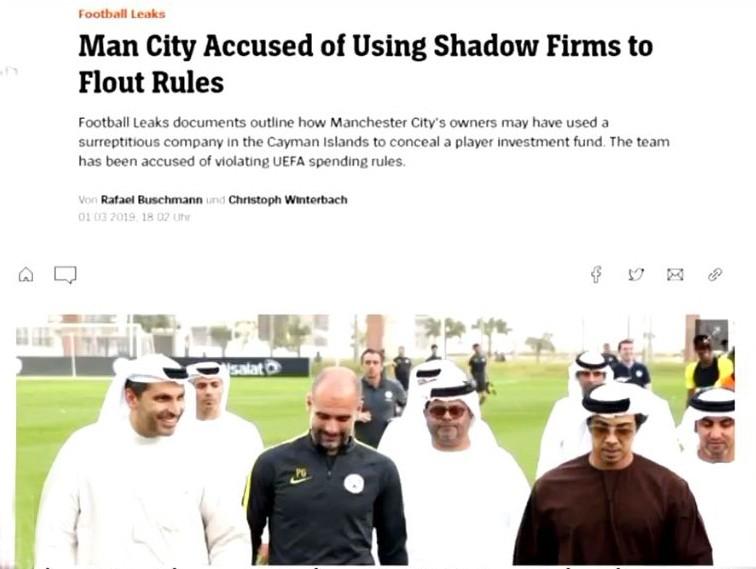 Hacker 'giúp' UEFA bằng chứng xử Man. City  - ảnh 3