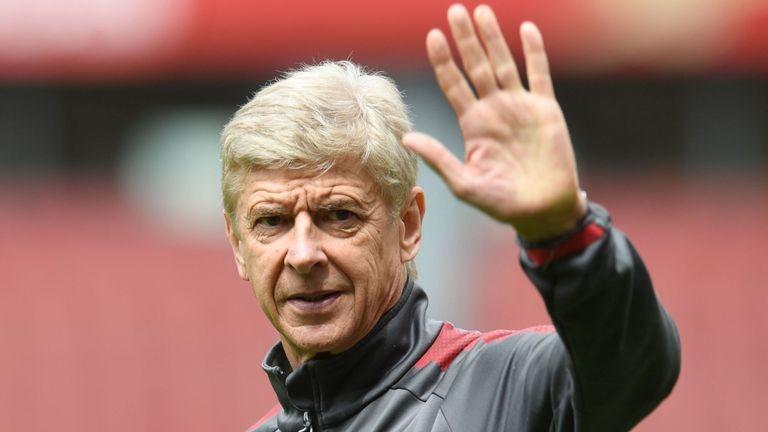 Ngày 6-5 năm xưa: Dấu ấn Owen và Wenger chia tay Arsenal  - ảnh 2