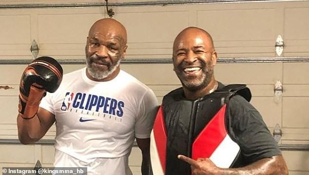Mike Tyson trở lại đấu Roy Jones vào tháng 9-2020 - ảnh 3