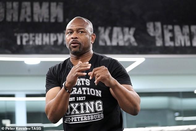 Mike Tyson trở lại đấu Roy Jones vào tháng 9-2020 - ảnh 2
