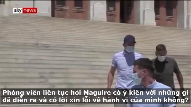MU tìm đội trưởng mới sau scandal Maguire tấn công cảnh sát - ảnh 3