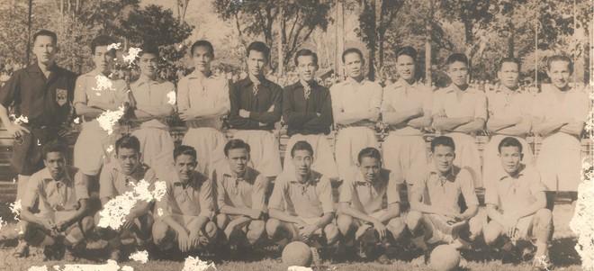 Người Mohican thế hệ SEAP Games 1959 Trần Văn Nhung qua đời - ảnh 3