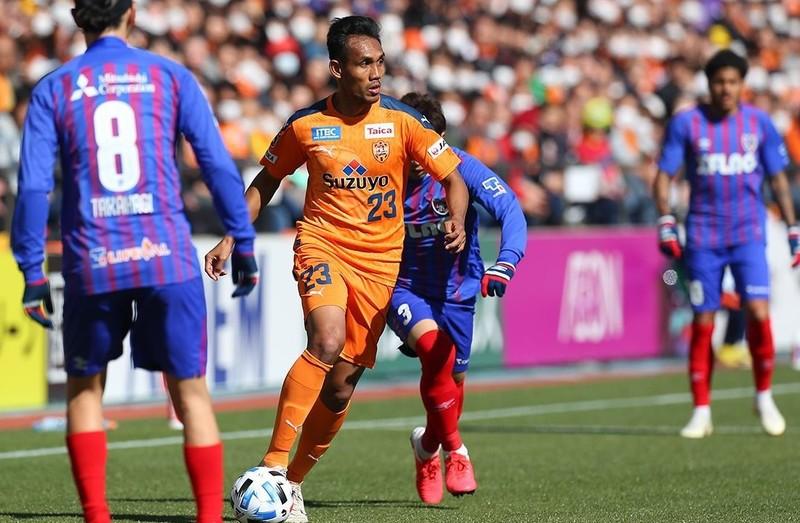Tiền đạo số 1 Thái Lan Dangda sắp rời J-League - ảnh 1