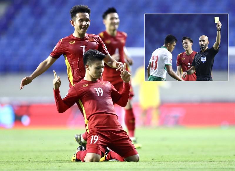 Bình luận qua ảnh: Malaysia không hề yếu! - ảnh 2