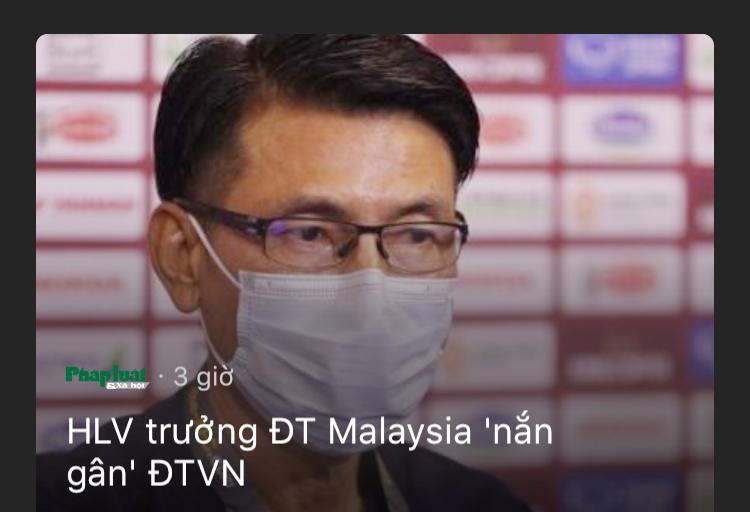 Sốc và nóng trước trận Việt Nam – Malaysia - ảnh 1