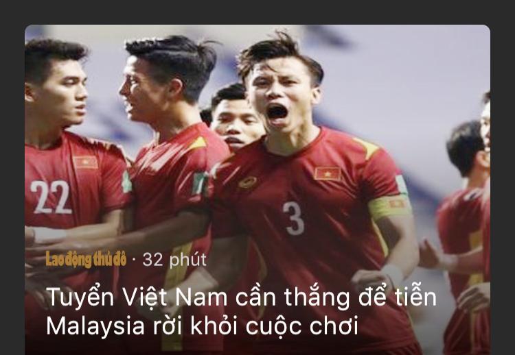 Sốc và nóng trước trận Việt Nam – Malaysia - ảnh 3