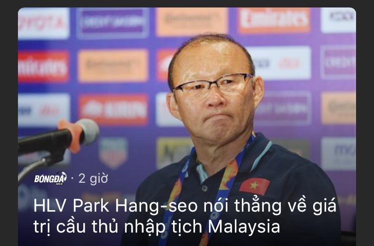 Sốc và nóng trước trận Việt Nam – Malaysia - ảnh 2