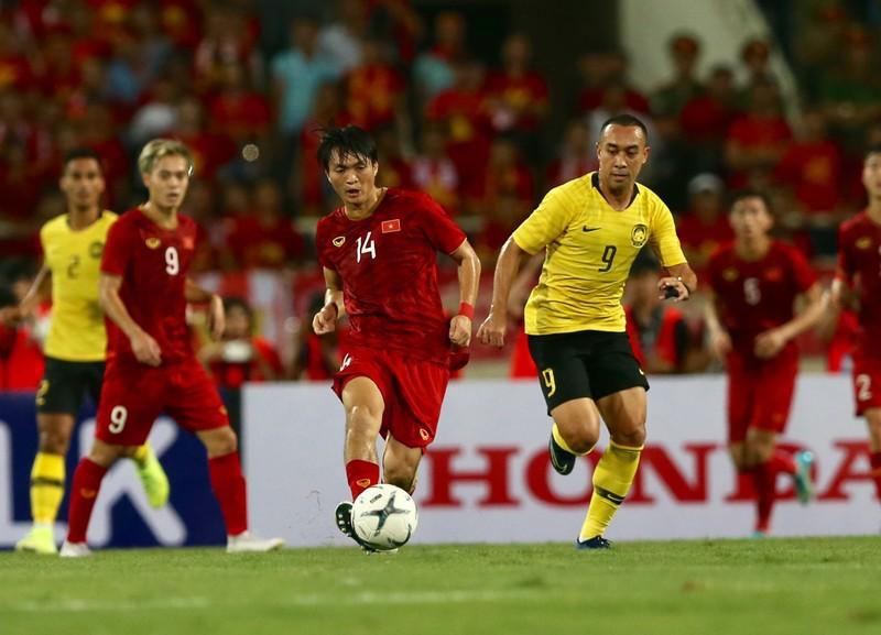 Con số lượt đi và toan tính của thầy Park ở lượt về trận VN - Malaysia - ảnh 2