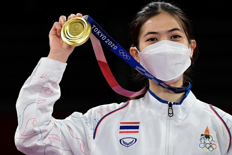 Nghĩ về HCV Olympic Thái Lan từ môn mà họ từng học Việt Nam - ảnh 1