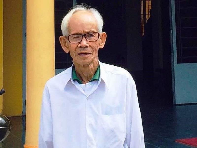 Cụ ông 80 ra tòa đòi công lý cho con trai đã mất - ảnh 1