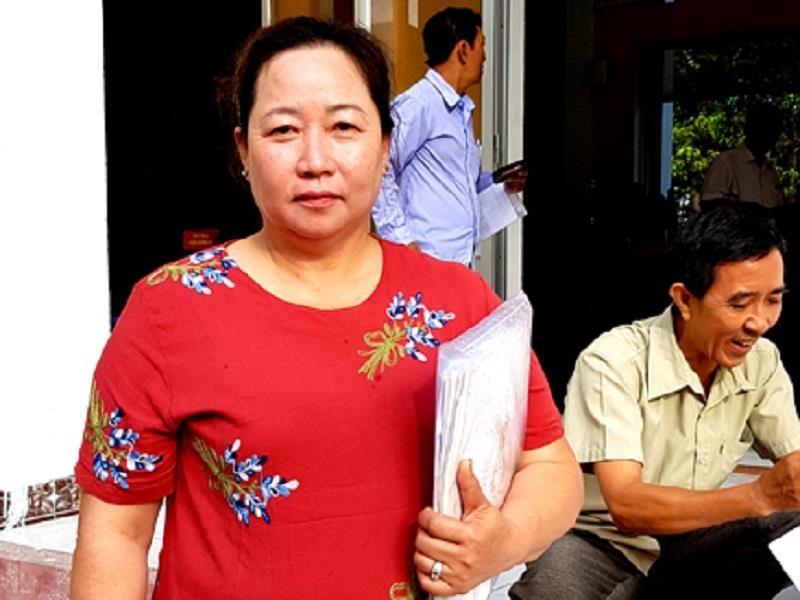 'Nữ hoàng lục bình' ở Sóc Trăng được giải oan tội tham ô - ảnh 1