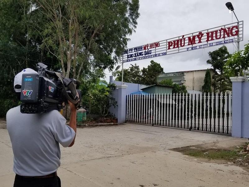 UBND tỉnh Sóc Trăng nhận khuyết điểm với dân trong vụ xăng giả - ảnh 3