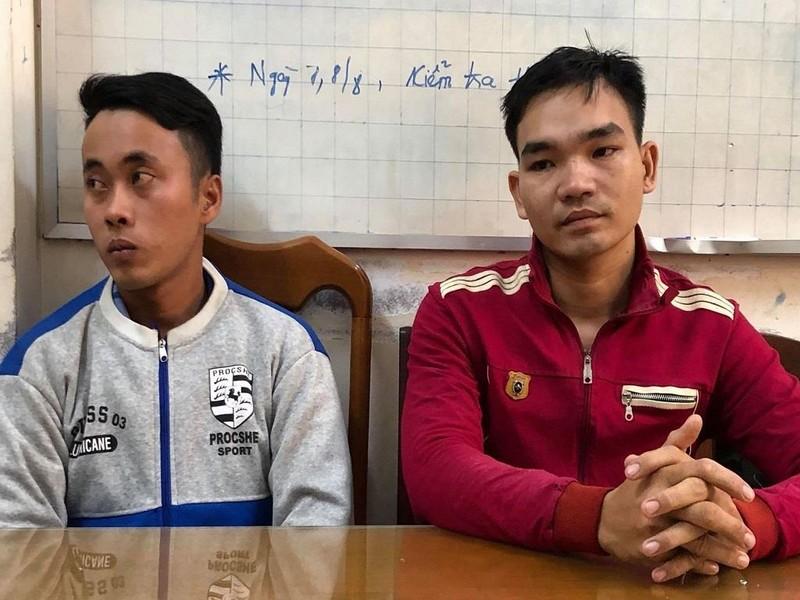 Bắt giam bốn người vụ tạt xăng đốt đoàn cưỡng chế ở Cà Mau  - ảnh 1