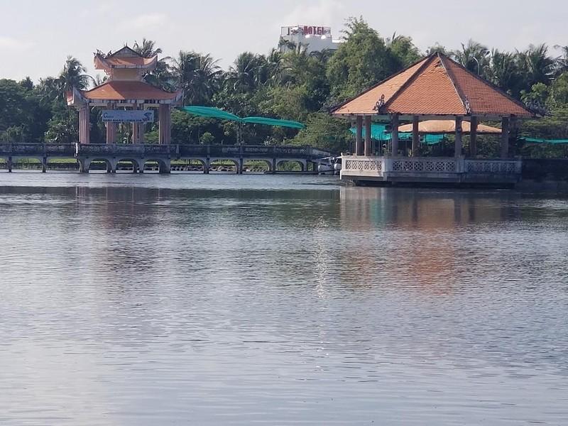 Bán đấu giá công viên Trần Huỳnh ở TP Bạc Liêu - ảnh 1