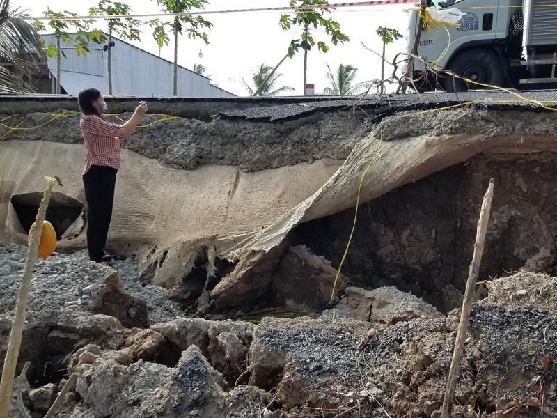 Bộ Công an đề nghị cung cấp hồ sơ dự án đường 700 tỉ ở Cà Mau - ảnh 1