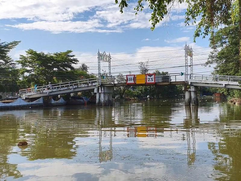 Vụ cầu thấp cản ghe lúa gạo: Tăng độ thông thuyền - ảnh 1