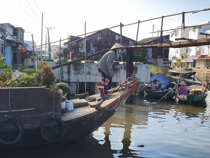 Vụ cầu thấp cản ghe lúa gạo: Tăng độ thông thuyền - ảnh 3