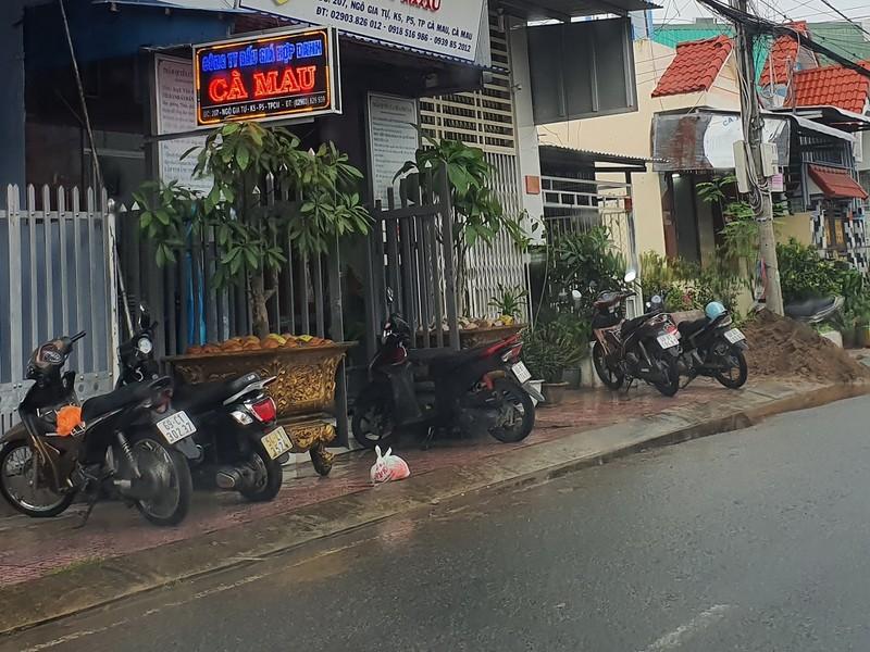 Cà Mau đang làm rõ vụ bán đấu giá 1 lô xe máy thanh lý - ảnh 1