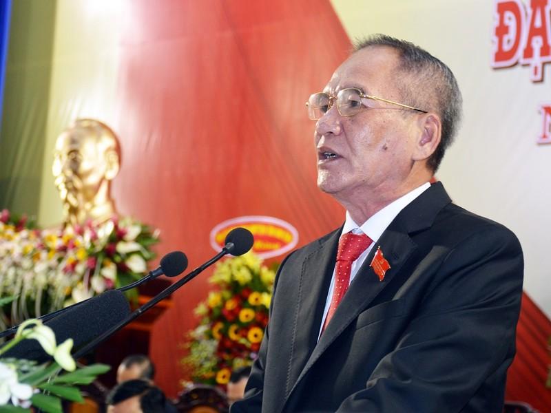 Ông Lữ Văn Hùng tái đắc cử Bí thư tỉnh ủy Bạc Liêu - ảnh 1