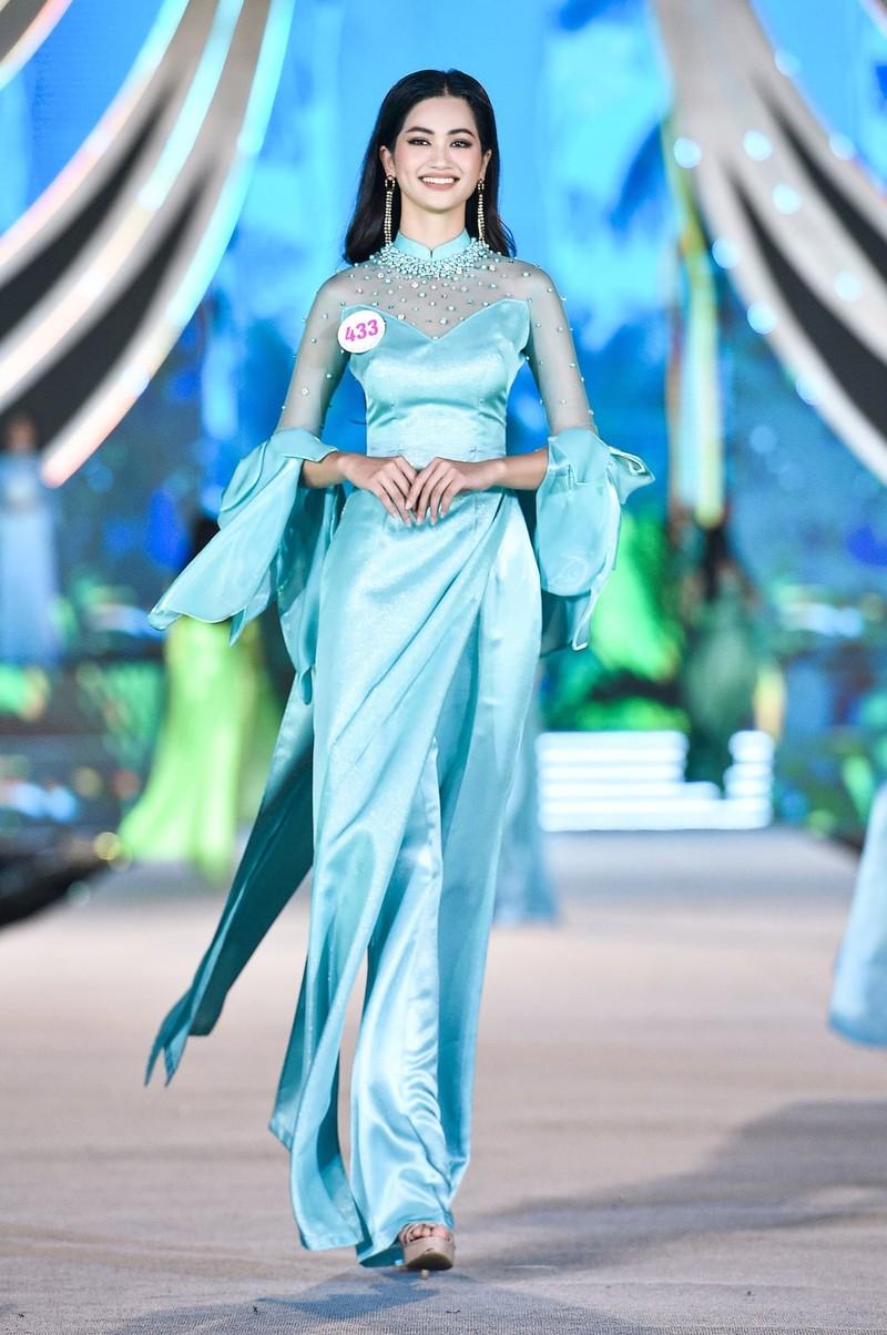 Ngắm Thu Phương tốp 5 Người đẹp Biển Hoa hậu Việt Nam 2020 - ảnh 2