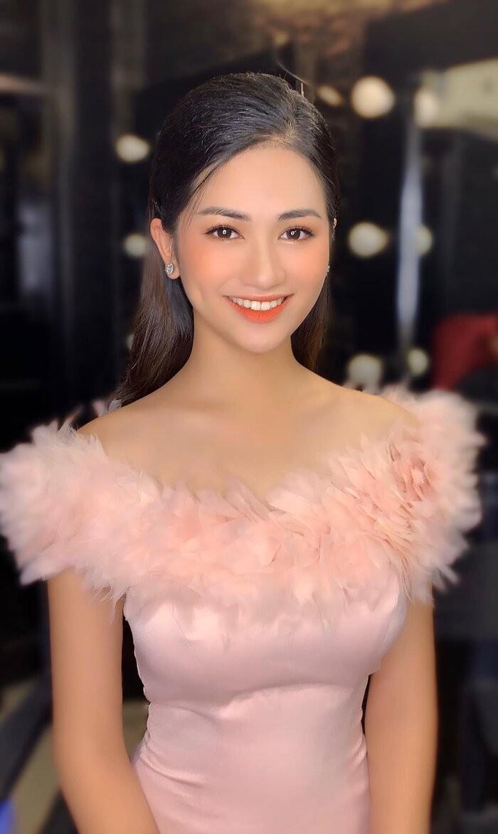 Ngắm Thu Phương tốp 5 Người đẹp Biển Hoa hậu Việt Nam 2020 - ảnh 13