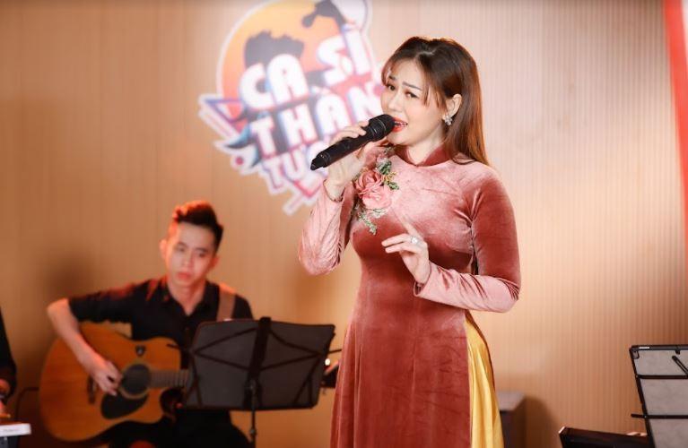 Tiểu Thúy gây bão với giọng hát y chang 'Nữ hoàng sầu muộn' - ảnh 5